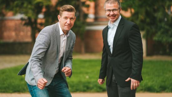mit Frank Junge (Bundestagsabgeordneter)